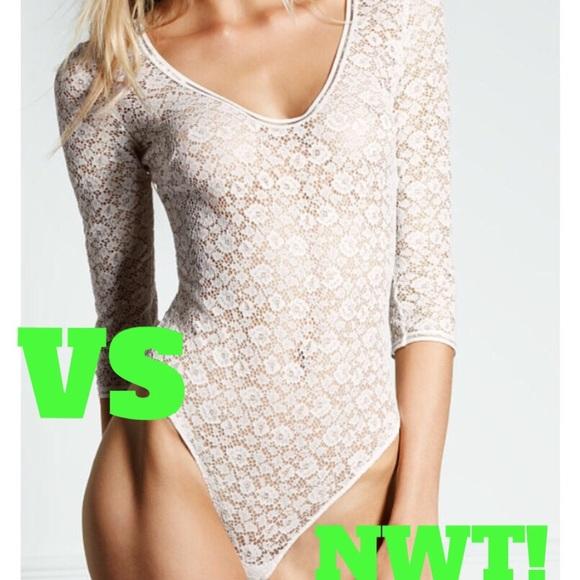 ⚡️SALE!NWT-VS VERY SEXY ANIMAL PRINT BODYSUIT 8adadc2f7