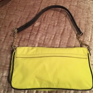 Kate Spade Bags - Kate Spade nylon with leather trim and handle.