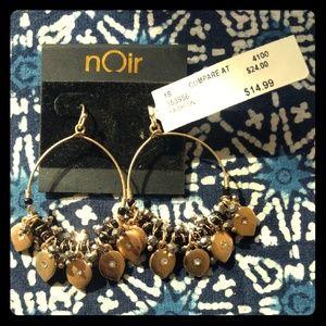 nOir Jewelry Jewelry - Fun fashion earrings