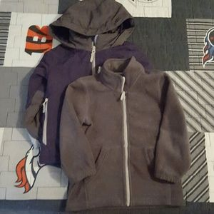 Childrens Place 3 In 1 Hooded Coat /& Jacket ~ Pick Your Size /& Color ~ NWT
