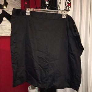 Lane Bryant Dresses & Skirts - NWOT black lane Bryant skirt size 26