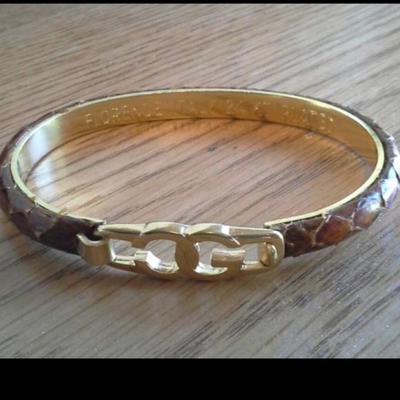 d95333068 Gucci Jewelry | Vintage Snakeskin Bracelet | Poshmark
