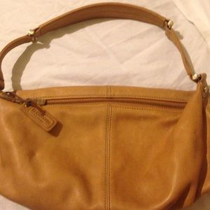 b279562566 Genuine leather Liz Claiborne purse (Lc)