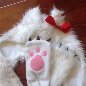 Sanrio Accessories - Hello Kitty hood