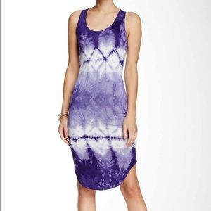 american twist Dresses & Skirts - American twist purple tie dye dress size small