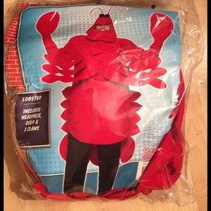 Other - Men's Lobster Halloween Costume
