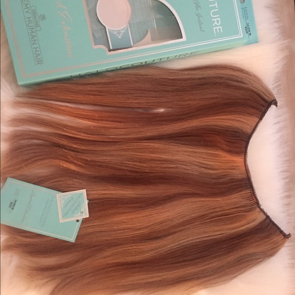 Halo Couture Other 14 Inch Layered Hair Extensions F622 Poshmark