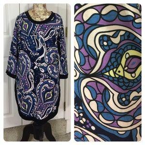 NWT! REBORN tunic dress