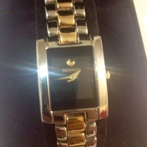 Stainless Steel Women's Movado Watch⌚️