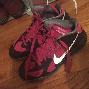 Girls/Women Nike basketball shoes