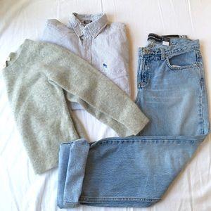 Express Denim - 🎈HP!🎈Vintage EXPRESS Boyfriend Jeans
