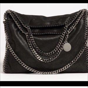 Stella McCartney Handbags - Stella McCartney black chain purse