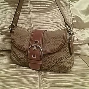 Coach Handbags - Almost New Authentic Coach Purse- Used twice