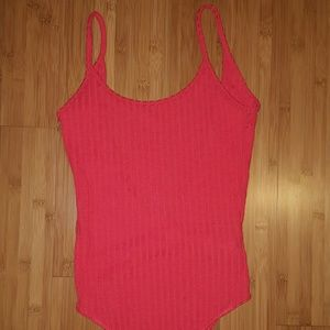 Zara Tops - NWOT ZARA ribbed bodysuit tank never worn