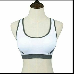 Other - Women Athletic Sports Bras Plus Size Push Up Crop