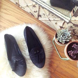Rachel Comey Shoes - Rachel Comey ✨Sparkle✨ Tassel Loafers