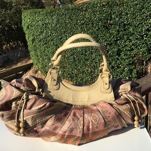 Anthropologie Handbags - Jasper & Jeera Silky Satchel
