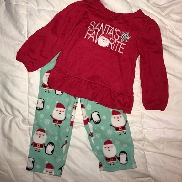 Carter's - 2T Christmas Pajamas from Halie's closet on Poshmark