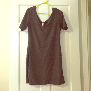 Xhilaration grey dress. Size XL. Good condition.