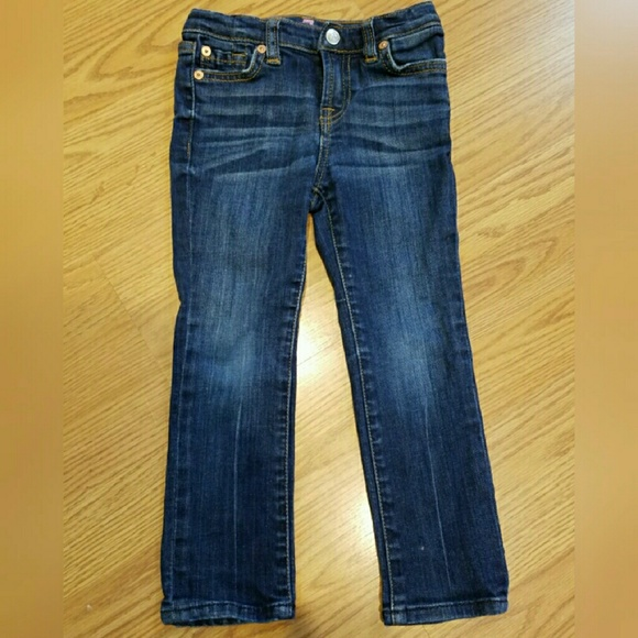 7 For All Mankind - Toddler, 7 FOR ALL MANKIND, ROXANNE jeans ...