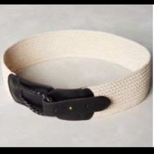 Anthropologie Accessories - NWT Anthropologie montane belt linea pelle