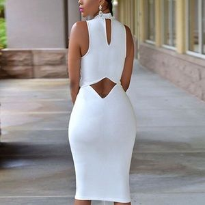Fara Boutique Dresses & Skirts - 💐Plus-Sz Sexy Casual Bodycon Bandage