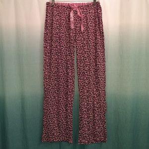 Lamaze Other - NWOT-Lamaze-size L-pink heart print pajama pants
