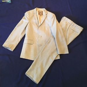 Appaman Other - Boys linen-like suit.