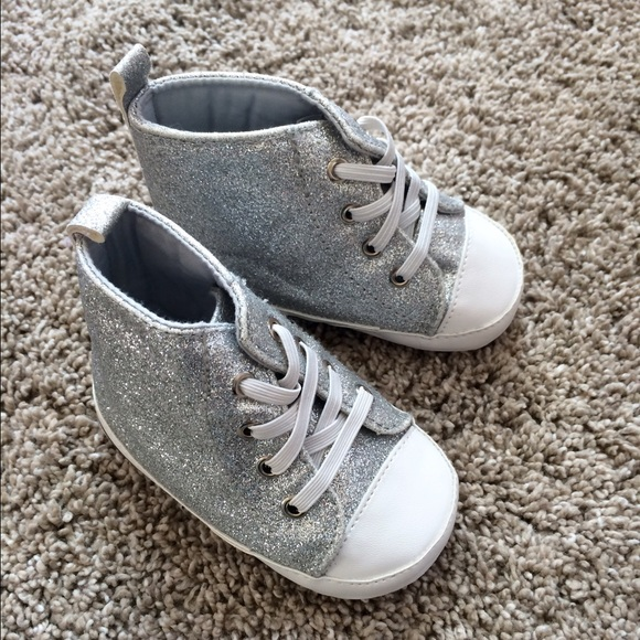 b4a8902640f4 Carter s Other - Carters Sparkly Shoes - 3 to 6 Months SALE!