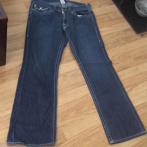 True Religion - Men's True Religion Boot Cut Jeans Made in USA ...