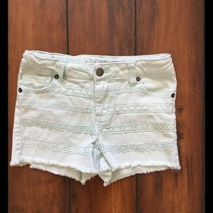 Cherokee Other - Mint colored girl shorts