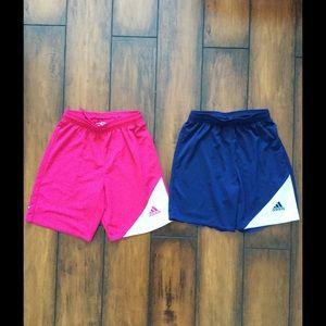 Adidas Other - Bundle of adidas girl shorts
