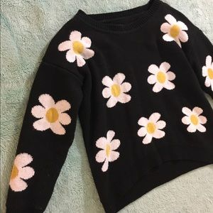 Sweaters - Daisy Cropped Sweater