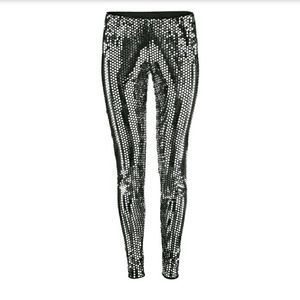 Maison Martin Margiela for H&M Pants - Maison Margiela mirror leggings
