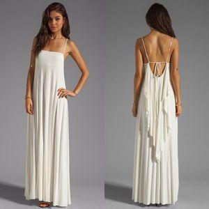 Rachel Pally Dresses & Skirts - 🆕 Rachel Pally Lyle Ruffle Back Maxi Dress