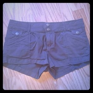 LaRok Pants - Like new LaRok short shorts army green/gray