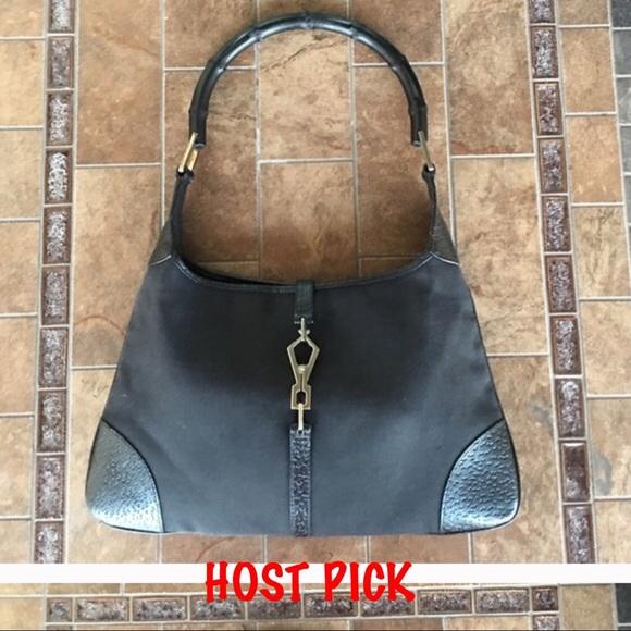f5533f6f Gucci Handbags - 💯 Autentic 🌺 GUCCI Jackie O Lobster Claps bag