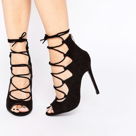 ALDO LAYCEY - High heels - black NGJO8H