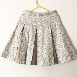 Alice + Olivia Dresses & Skirts - Alice + Olivia geometric print pleated skirt SZ 2