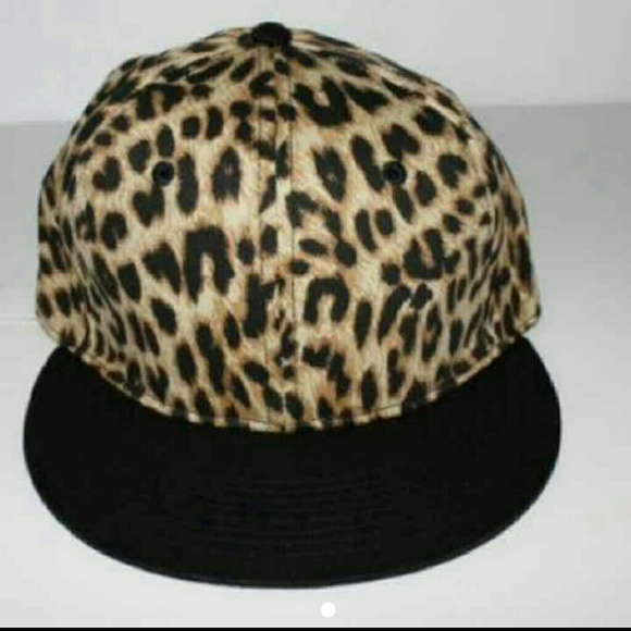71d0297b8a7 Victoria s Secret Pink Cheetah Hat. M 57e9b8d14e95a3e86f001191. Other  Accessories you may like. Baseball hat