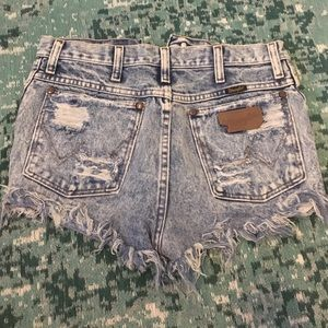 Wrangler Pants - vintage wrangler shorts