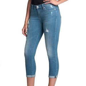 Rock & Republic Pants - Rock & Republic Chrissy Cropped Jeans