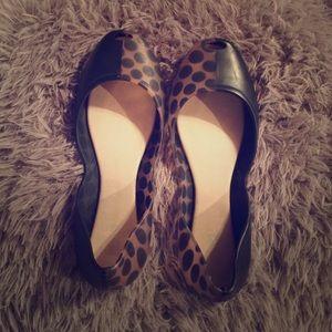Melissa Shoes - Melissa Queen Peep Toe Flat