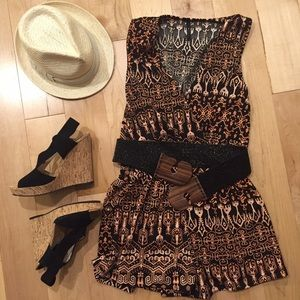 Other - Tribal/Aztec romper