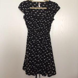 Xhiliration Horse Print Dress