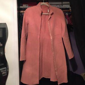 Elie Tahari Jackets & Blazers - Light Pink Tahari Coat