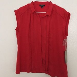 Jason Wu for Target Tops - NWT Jason Wu for Target Red Top