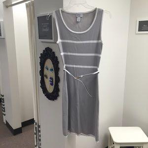 Carmen Marc Valvo tank dress