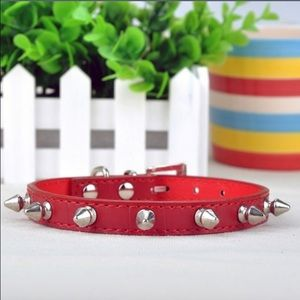 Other - {spike pet collar}