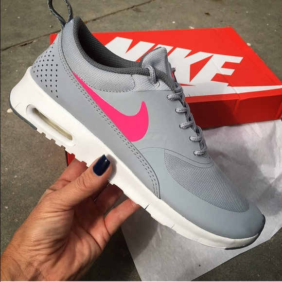 9a9b450e68 Nike Shoes | Salenwob Air Max Thea 4 Yth 55 Woman | Poshmark
